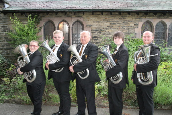 Our euphoniums and baritones